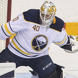 Carter Hutton, Buffalo Sabres: Edge Sports Management