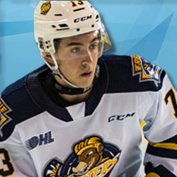Connor Lockhart, Erie Otters. Edge Sports Management