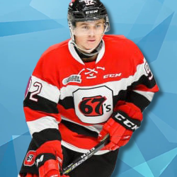 Graeme Clarke, Ottawa 67's. Edge Sports Management