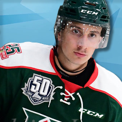 Jason Horvath, Halifax Mooseheads. Edge Sports Management