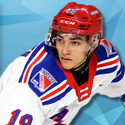 Joseph Serpa: Kitchener Rangers. Edge Sports Management