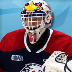 Marshall Frappier, Saginaw Spirit. Edge Sports Management