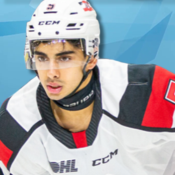 Ranvir Gill-Shane, Ottawa 67's. Edge Sports Management