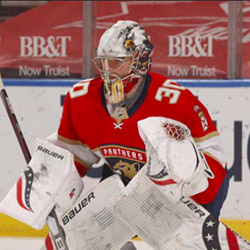 Spencer Knight, Florida Panthers: Edge Sports Management